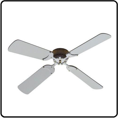 Loft ventilator til 12V DC, 1 til 4 Hastighed op til 156 rpm