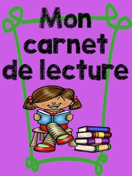 This product has been made to aide in reading activities in the classroom. These handouts book allows students to keep a reading log and much more with wonderful pages. It can be used as part of a home read program. Ce produit a été conçu pour aider les activités de lecture dans la salle de classe.