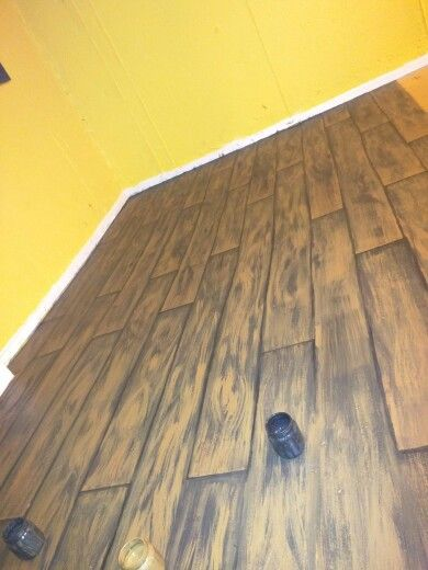 17 Best Images About Faux Wood Plank Flooring On