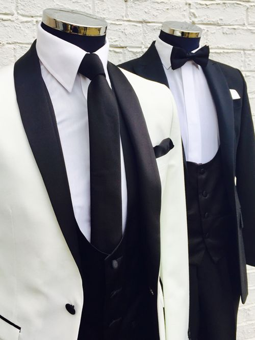 High quality wedding suit hire.