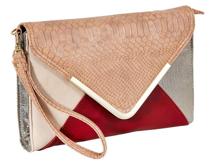 bijou brigitte clutch animal design style pinterest animal design bag and fashion. Black Bedroom Furniture Sets. Home Design Ideas