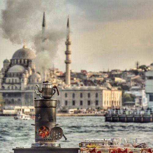 Hayirli sabahlar Istanbul