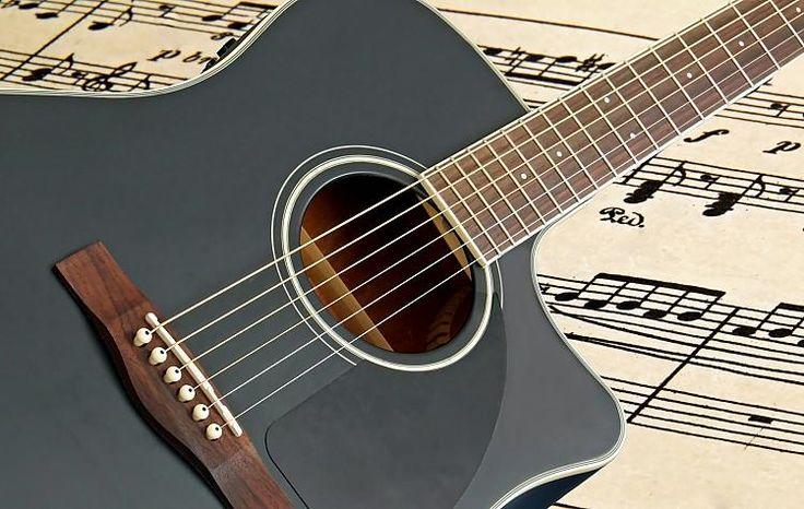 Partituras e arquivos de #música, para músicos! Confira o Virtual Sheet Music.