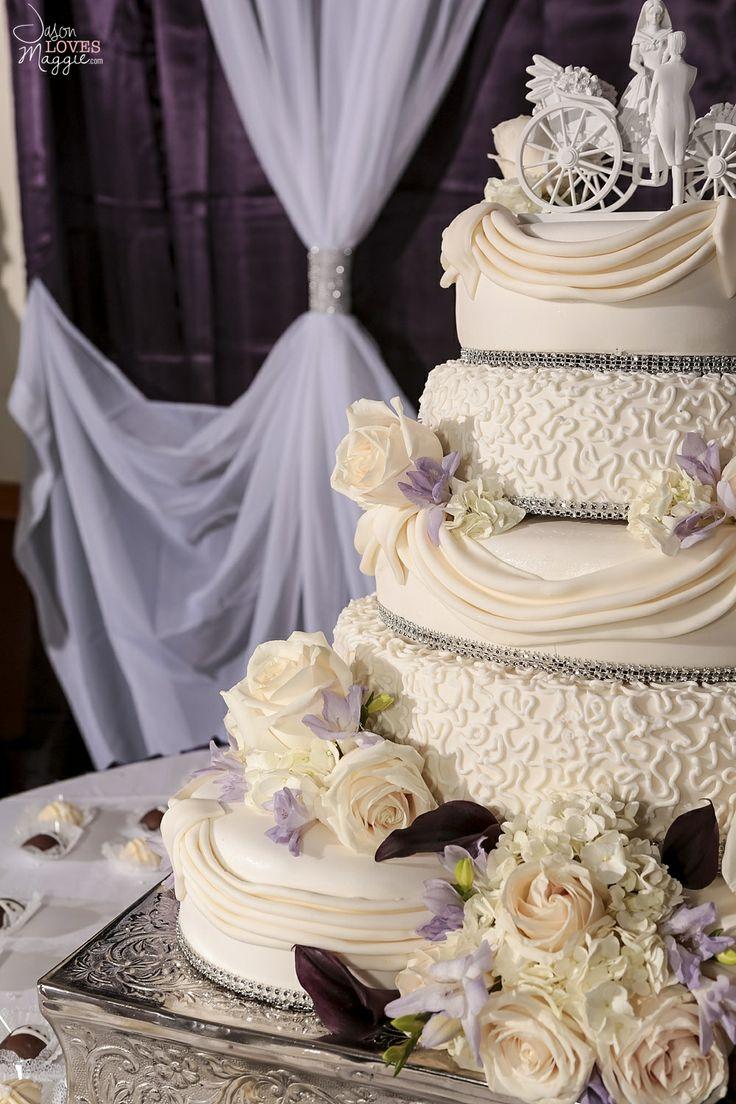 #weddings #weddingcake #princesscake #princesswedding #fairytalecake