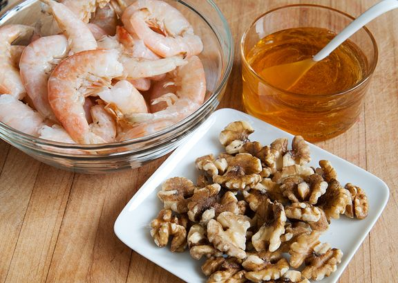 chinese HONEY WALNUT SHRIMP recipe | use real butter ...