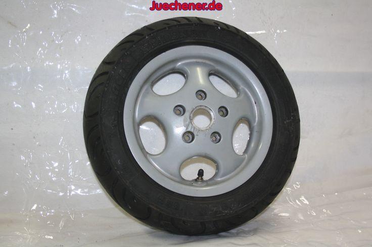 Vespa ET2 ET4 Vorderrad Felge Reifen  #Felge #Rad #Reifen #Vorderrad