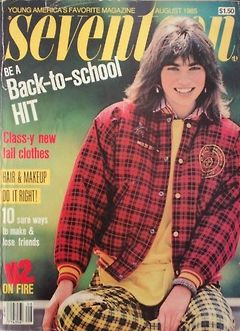 Seventeen Magazine-back to school issues were THE BEST!