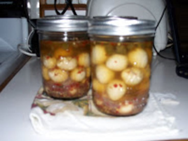how to make spicy pickled quail eggs