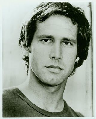 """Hello, I'm Chevy Chase and you're not."""