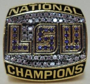 LSU Tigers 2007 National Champions