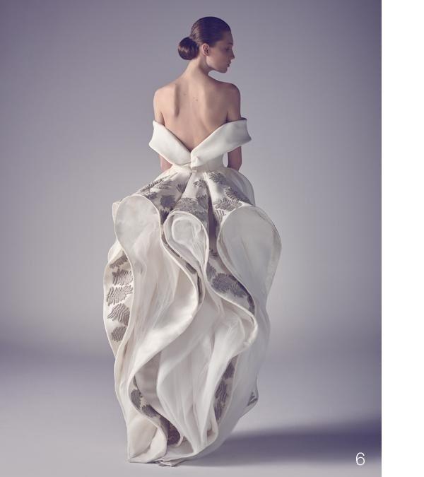 Кутюрные платья Ashi studio - Ярмарка Мастеров - ручная работа, handmade