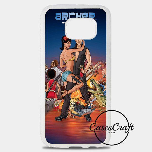 Archer Season 2 Samsung Galaxy S8 Plus Case | casescraft
