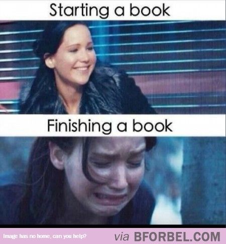 My Love-Hate Relationship With Books…