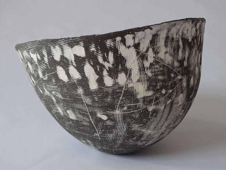 Ceramic Vessels by Kim Sacks at Kim Sacks Gallery in Johannesburg