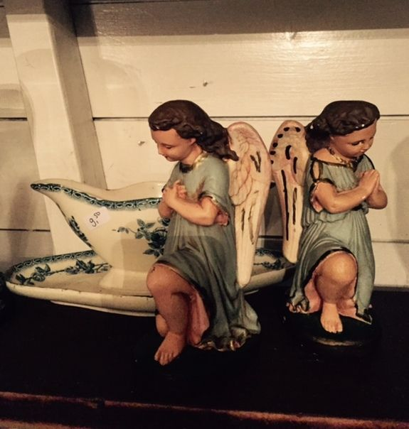 Religious Angels at Walden Woods NL
