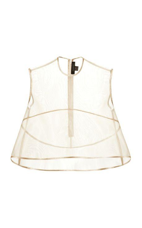 Zanzen Top by Ellery for Preorder on Moda Operandi