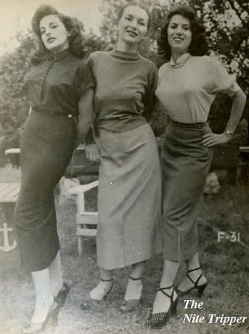 Sweater Girls 1950
