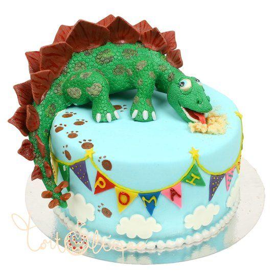 торт на 1 годик динозавр - Поиск в Google