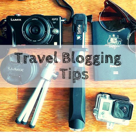 Travel Blogging Photography with SelfiePlus