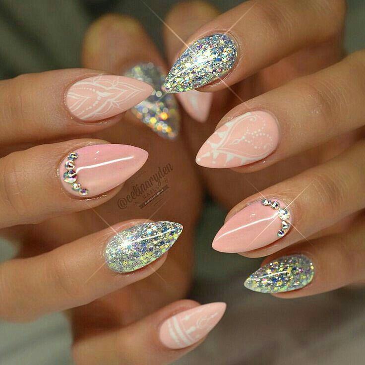 ждут роскошные дизайн на короткие острые ногти фото буду скромничать скажу