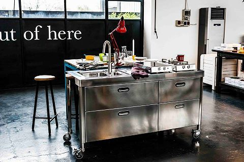 58 best alpes inox k chenmodule images on pinterest alps cooking food and kitchens. Black Bedroom Furniture Sets. Home Design Ideas