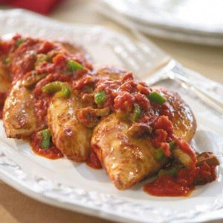 WW Italian chicken breastsItalian Chicken Recipes