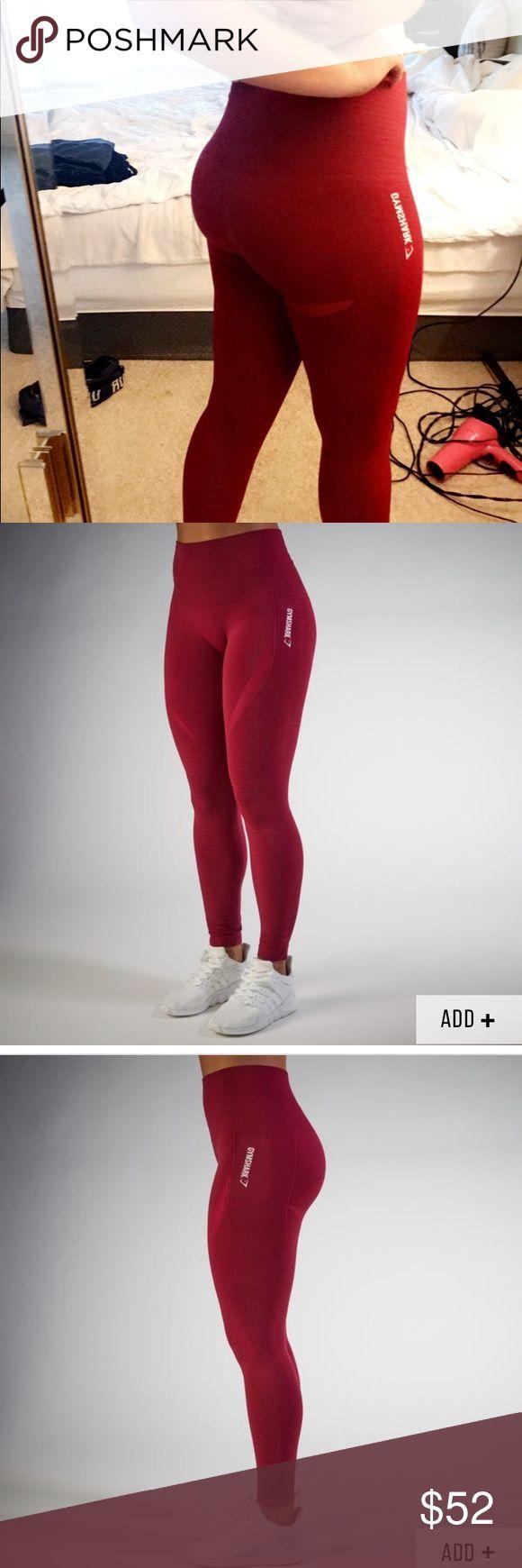 NWT Gymshark Leggings Brand New gymshark Pants Leggings