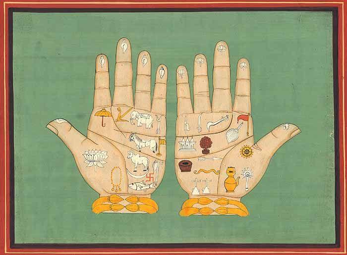 The Lotus Handprints of Lord Caitanya Mahaprabhu (2008)