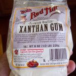 Xanthan gum o xantano cos'è e come si usa nelle ricette gluten free
