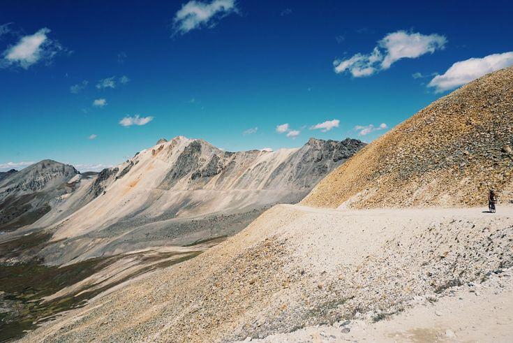 Trans-america Trail, TAT, Colorado                                                                                                                                                                                 More