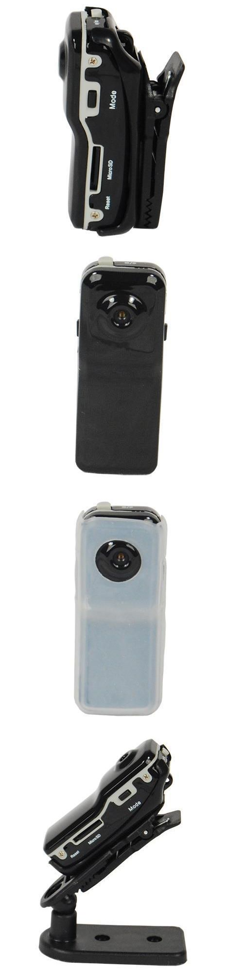 Surveillance Gadgets: Versatile Multi-Use 16Gb Mini Hidden Spy Camera With Built-In Dvr And 2 Mounts -> BUY IT NOW ONLY: $41.99 on eBay!