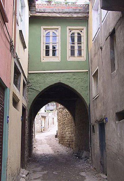 Tarihi evler/Kahramanmaraş///