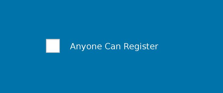 [ #WordPress ]- WordPress Begin User Registration at a Specific Date and Time