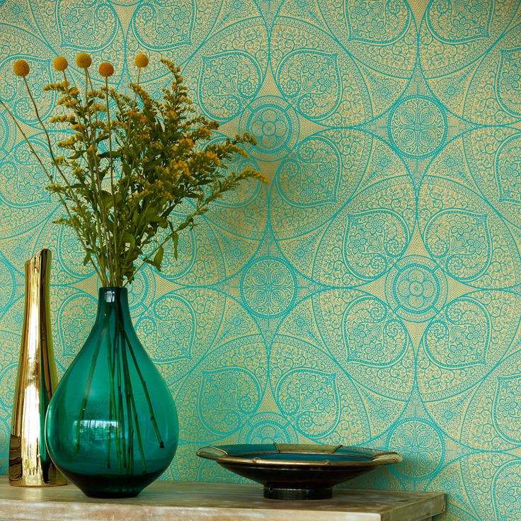 208 best images about tapete / wallpaper on pinterest - Deko Tapete Grn