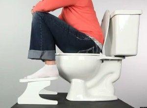 postpartum bathroom use