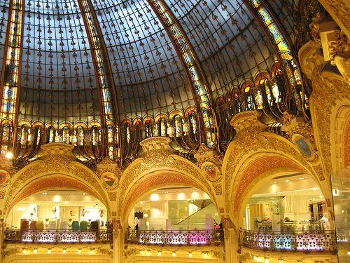 Párizs híres, és érdekes üzletei, butikjai, piacai
