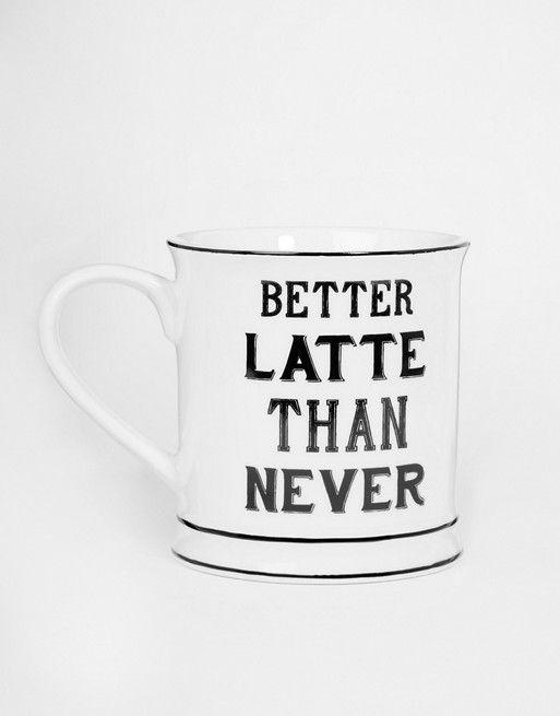 Sass & Belle | Sass & Belle Better Latte Mug
