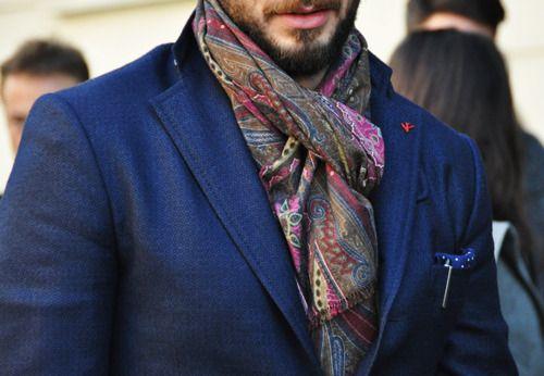 Paisley: Men S Style, Men S Fashion, Mens Style, Mens Fashion, Street Style, Men Style, Mensfashion, Styles, Scarfs