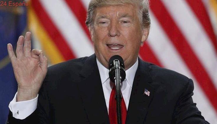 Los arrestos en la frontera entre EEUU y México descienden bajo el mandato de Donald Trump