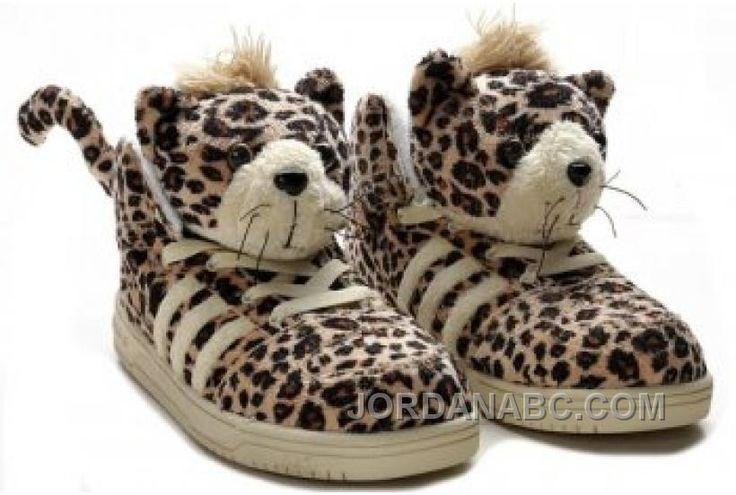 http://www.jordanabc.com/jeremy-scott-adidas-leopard-kids-shoes.html JEREMY SCOTT ADIDAS LEOPARD KIDS SHOES Only $104.00 , Free Shipping!