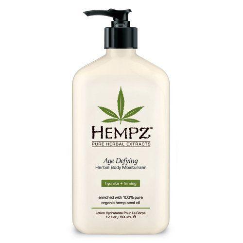 Follow us to http://freecycleusa.com Hempz Age Defying Herbal Body Moisturizer 17oz