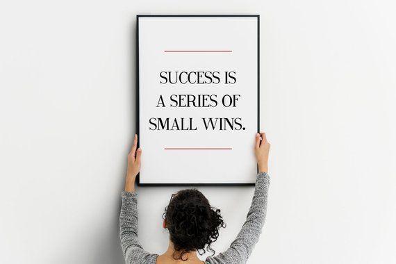 Poster Motivazionali Ufficio - Idear och ispirazione