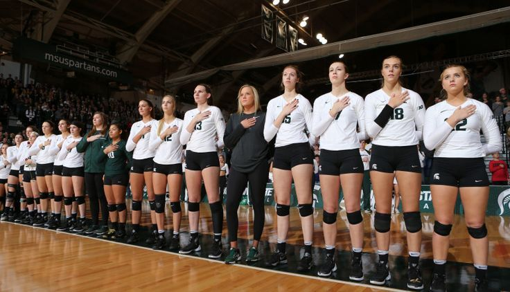 Spartan Volleyball 2017 Schedule at Michigan State University