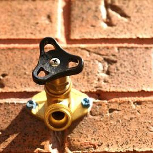 How To Fix Dripping Outdoor Faucet Valves To Fix Faucets And Outdoor