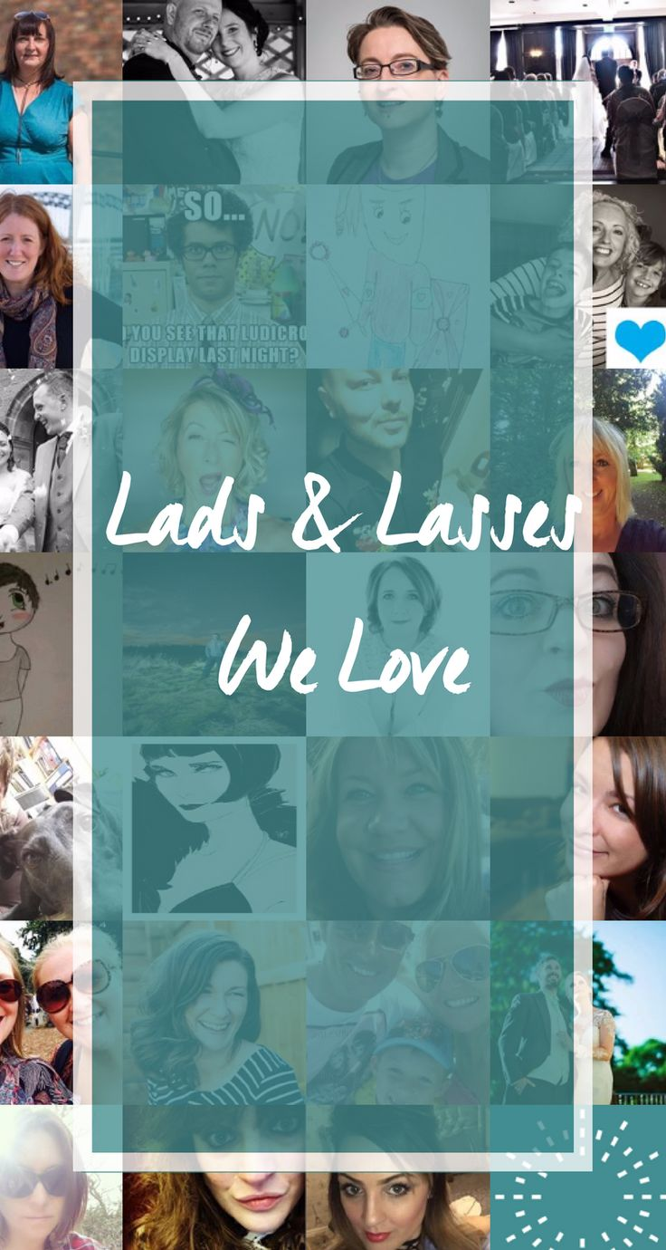 Read about some of the most fab business people in the North East of England  - Lads and Lasses We Love