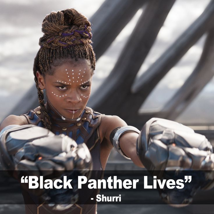 Marvel's Black Panther Quotes - Our TOP List from the Movie - EnzasBargains.com