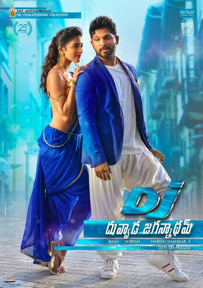 Duvvada Jagannadham (DJ) Telugu movie screening in Australia (Sydney, Melbourne, Adelaide, Perth, Brisbane, Canberra) - Session Times
