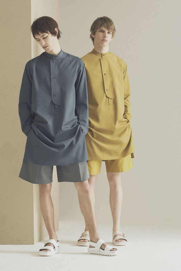 QASIMI's contemporary interpretation of traditional Middle Eastern apparel