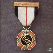 GREATEST HITS - ELO ( ELECTRIC LIGHT ORCHESTRA ) - CD