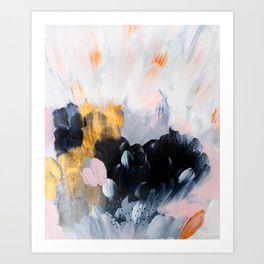formation: bliss Art Print